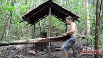 10.Primitive Technology- Water powered hammer (Monjolo) - YouTube