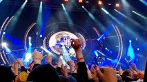 Muse - Interlude + Hysteria, Provinssirock Festival, Seinajoki, Finland  6/24/2015
