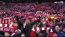 Un You'll Never Walk Alone qui donne des frissons à Anfield !
