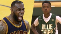 """LeBron James Calls Out HIS SON on Instagram For Disgusting Move: """"Chill Out"""""""
