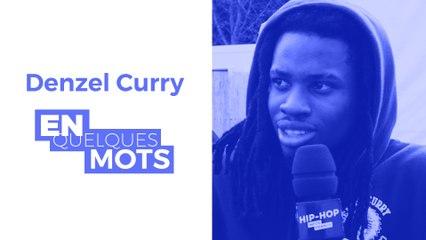 Interview Denzel Curry : Inspiration, XXL Freshman, Taboo