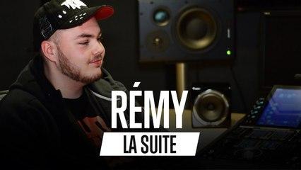 La Suite #3 - Interview Rémy