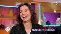 """Barbara Schulz évoque sa vie sexuelle avec Arié Elmaleh dans """"C à vous"""" sur France 5 - Regardez"""