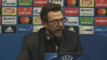 Di Francesco says Barcelona was helped by referee in win vs. Roma