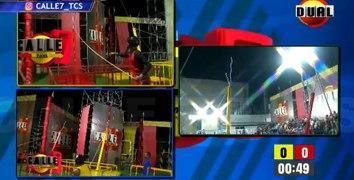 COMPETENCIA 1 DEL 4 DE ABRIL CALLE 7 EL SALVADOR TEMPORADA 7