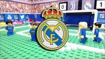Juventus vs Real Madrid 0-3 • Champions League 2018 (03/04) Juve Real Goals Highlights Lego Football