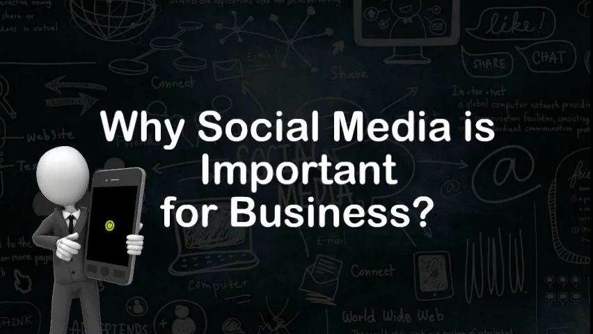 Why Social Media is Important for Business – Social Media Marketing Video – Facebook for Business – Digital Marketing