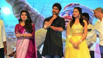 Krishnarjuna Yudham Movie Pre Release Event Photos
