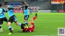คลิปไฮไลท์เอเอฟซี แชมเปี้ยนส์ลีก เซี่ยงไฮ้ เอสไอพีจี 1-1 คาวาซากิ ฟรอนตาเล่ Shanghai SIPG FC 1-1 Kawasaki Frontale