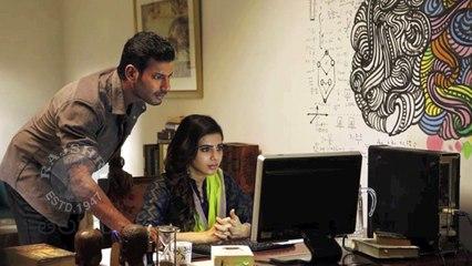 Samantha And Vishal New Look In Abhimanyu Movie | Vishal | Samantha | Arjun | అభిమన్యు