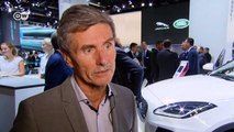 Autos que hicieron historia en Fráncfort | Euromaxx