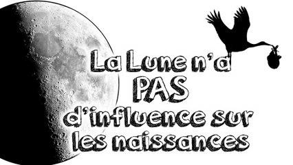 EP24  La lune n'a PAS d'influence sur les naissances (Bayésianisme)
