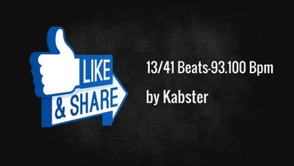 13/41 Beats - Random beats #20 - Kabster