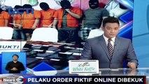 Order Fiktif Taksi Online, Polisi Ciduk Pelaku di Sulawesi Selatan