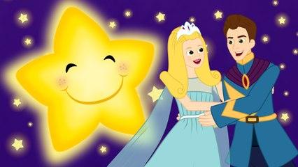 Twinkle twinkle Little Star with Sleeping Beauty