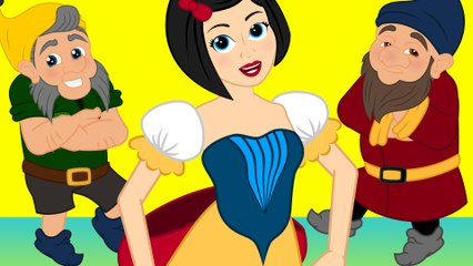 If you are Happy and You Know it with Snow White
