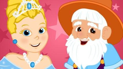 Old MacDonald had a farm with Cinderella