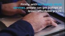 Bring Innovative Change with Laptop Rental Dubai - Laptop Rental UAE