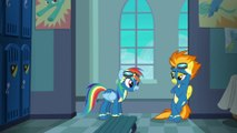 My Little Pony: 06x07 - Newbie Dash