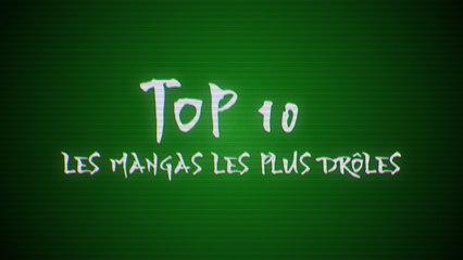 Les 10 mangas les plus drôles