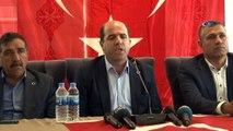 Anadolu Güvenlik Korucuları ve Şehit Aileleri Konfederasyonu Başkanı Ziya Sözen:  'Ne eli silahlı kanlı terör örgütü PKK ne de HDP asla bizim temsilcimiz değildir.Bizim tek temsilicimiz Türkiye Cumhuriyetidir