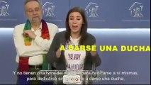 Así mienten los medios y periodicos de Irene Montero ¡¡¡INDIGNANTE!!!