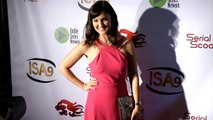Becca Leigh Gellman 9th Annual Indie Series Awards Red Carpet