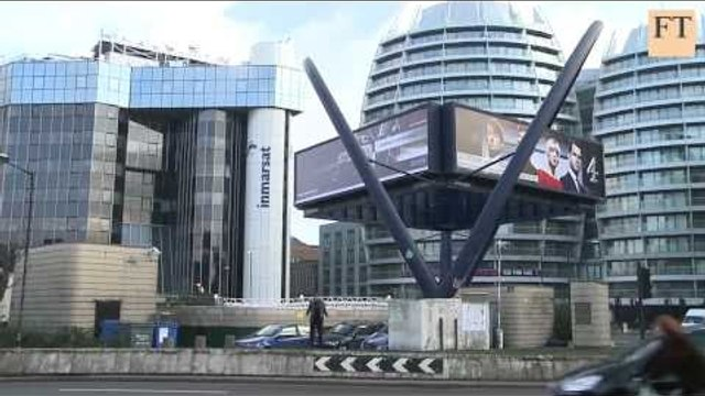 Silicon Roundabout - Hype or Reality? - Financial Times Report