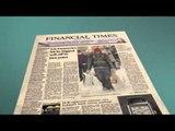 Financial Times Fingertips Advert - International Version