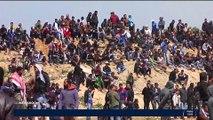 Bande de Gaza: retour sur les événements qui se sont produits depuis le week-end dernier