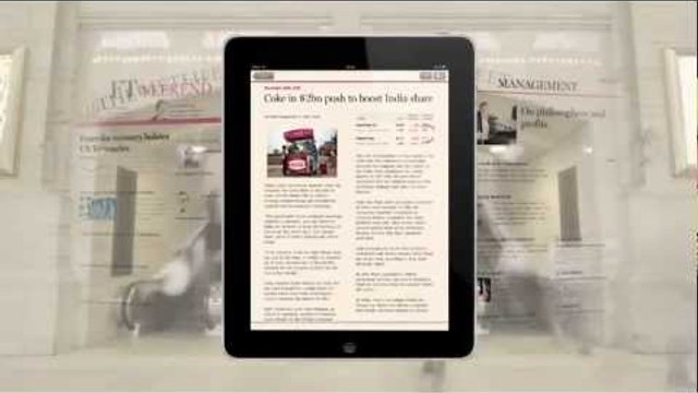 Financial Times launches FT India web app
