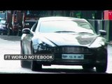 India's Rich Take To Luxury Cars - Aston Martin | FT World Notebook