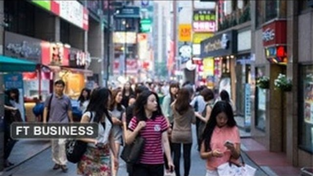 Korean Banks Vie for Global Reach