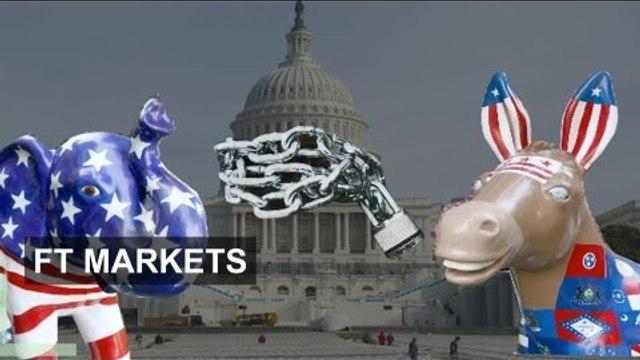 US debt ceiling: Markets 'beyond frustrated'