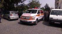 İsrail Gazze sınırına hava saldırısı düzenledi - GAZZE