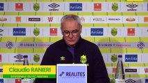 Claudio Ranieri avant ASM-FCN