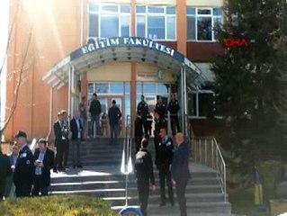 Üniversitede silahlı saldırı