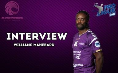 L'interview avec Williams MANEBARD