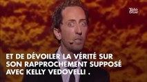 Gad Elmaleh est-il vraiment tombé sous le charme de Kelly Vedovelli ? Il répond aux rumeurs !