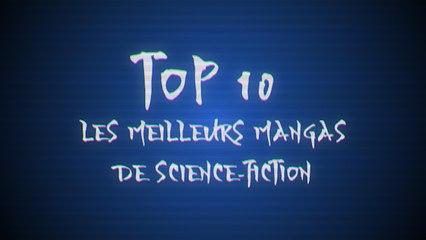 Les 10 meilleurs mangas de science-fiction