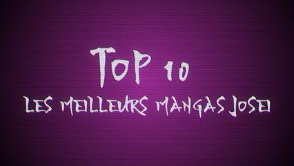 Les 10 meilleurs mangas Josei