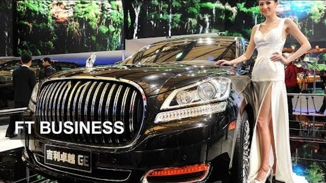 China carmakers feel slowdown | FT Business