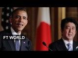 China challenges Obama over Senkakus