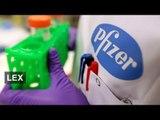 Pfizer approaches AstraZeneca