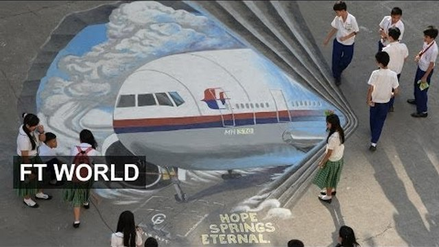 Flight MH370 - The Search Widens   FT World