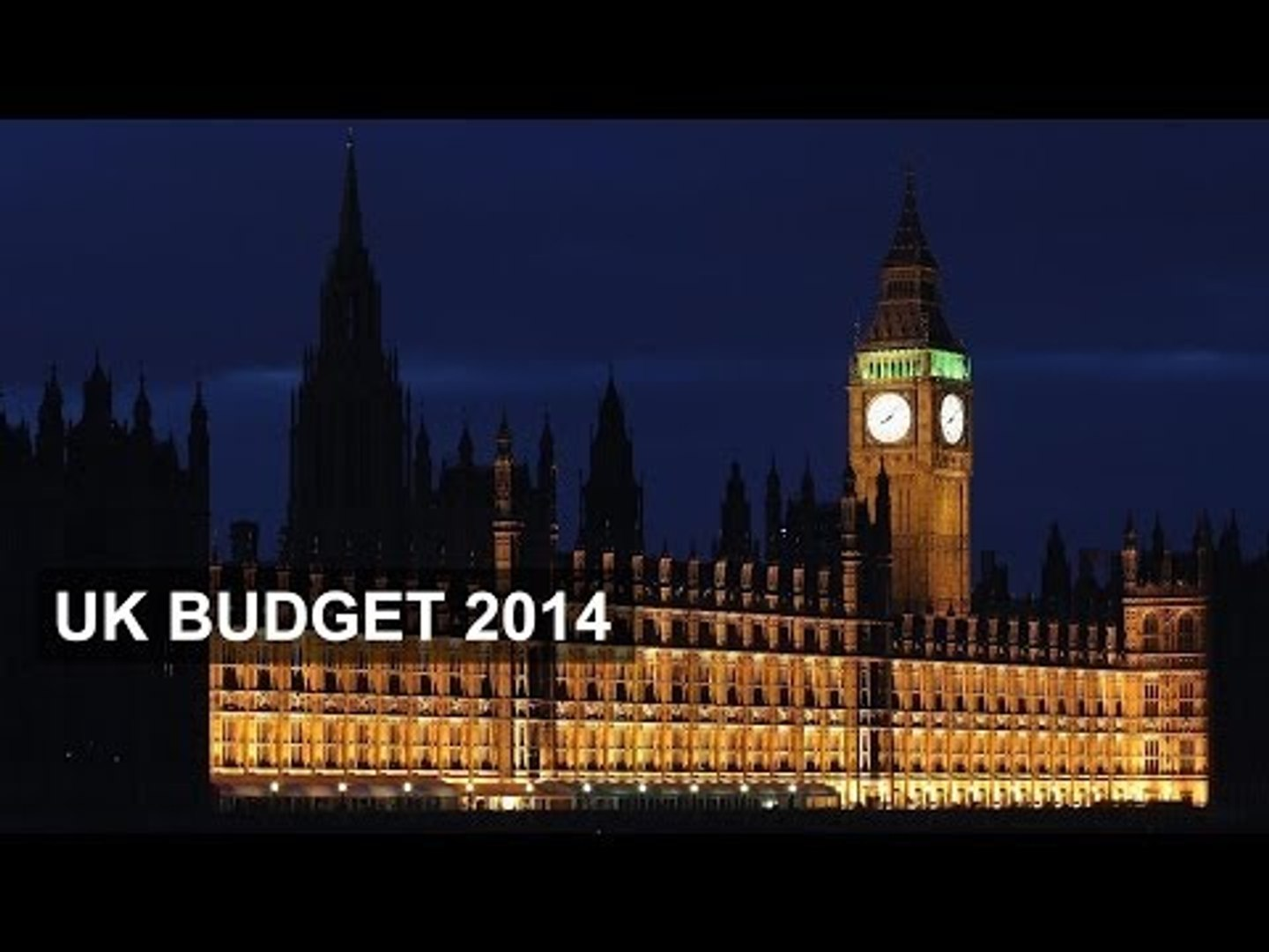 Political chess and the Budget