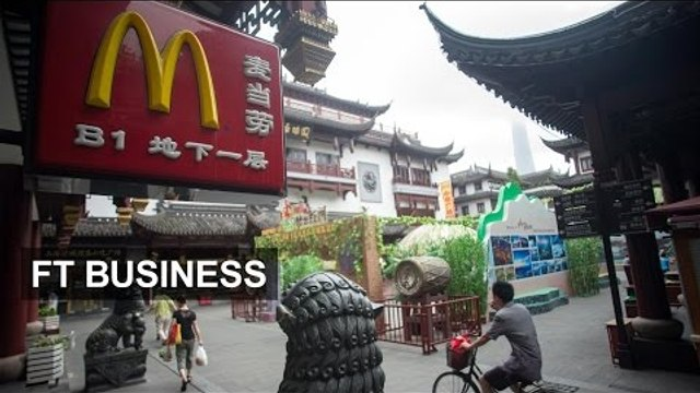 McDonald's in China runs out of meat | FT Business