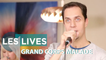 Grand Corps Malade - Live & Interview
