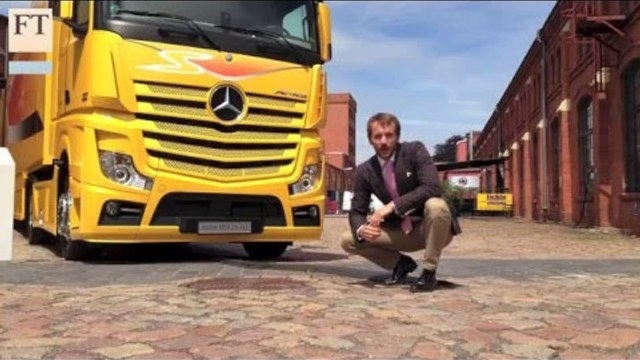 Daimler's self driving lorry | FT Business Notebook
