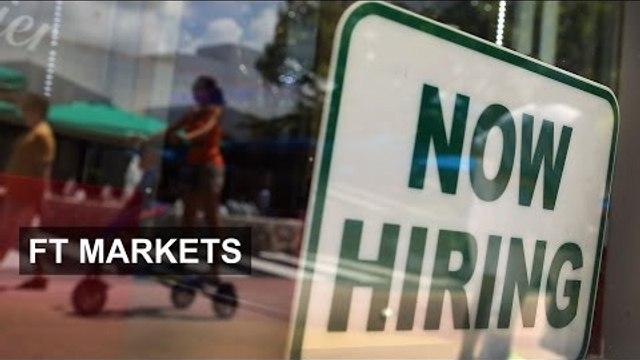 Impact of non-farm payrolls on US markets
